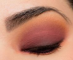 Here's another look using Anastasia's Subculture palette, this time with emphasis on the plum/burgundy shades (All Star, Rowdy).