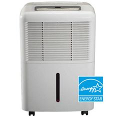 @Overstock - Dehumidifier designed to remove excess moisture from your home quietly and efficiently SPT dehumidifier removes moisture from the musty air Air and water filter lets you enjoy year-round comfort in your home.  need for my basement!!!