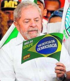 Lula vai liderar reação a possível governo Temer