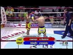 http://ift.tt/2bbcLUf l ศกจาวมวยไทยชอง3ลาสด 3/4 ณพกฤต ก.กมปนาท VS วนยเลก อาหยงยม 20/8/59 Muaythai HD