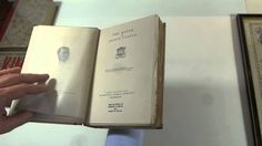 The Rover of Joseph Conrad dated 1923. Limited edition