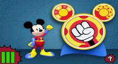 Mickey Mouse Clubhouse (2016) Full Episodes - Mickey's Super Adventure - Disney Jr. Games
