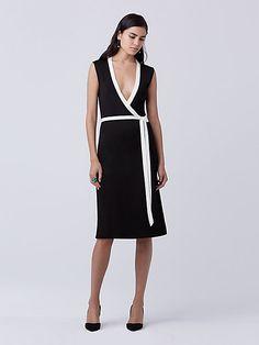 DVF Valena Wrap Dress