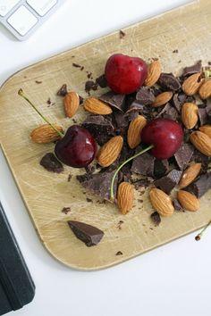 Mandeln als Snack in Kombination mit Schokolade + Gewinnspiel | Projekt: Gesund…
