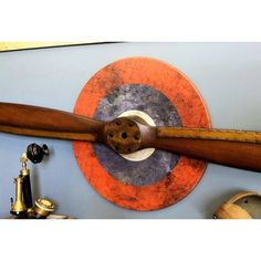 8 Foot 1917 Airplane Propeller Home Decor Pinterest Airplanes Aviation And