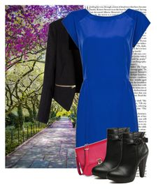 """""""Untitled #56"""" by nickyavakidou ❤ liked on Polyvore featuring MANGO"""