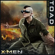 A classic enemy, before he found his leader. #XMen #TOAD