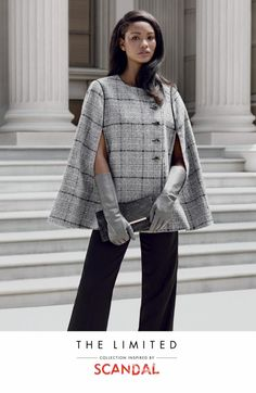 All the items are designed to look as if they came straight from Olivia Pope's closet.