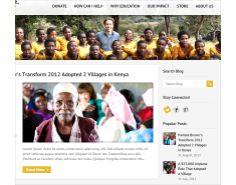 Damian Watracz Design - Portfolio Project - Unstoppable Foundation