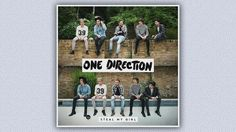 Sprawdź One Direction - Steal My Girl (Audio)