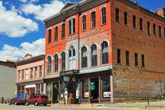 Historic Tabor Opera House Leadville Colorado
