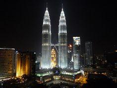 Kuala Lumpur - The Garden City of Lights, Capital of Malaysia