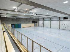 Gallery of Sports Centre in Leonberg / 4a Architekten - 17