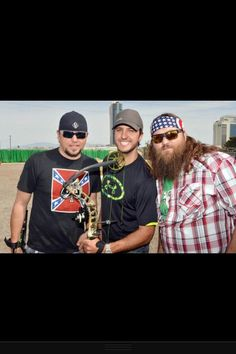 Jason, luke and Willie ,  this looks like a good time!!! Oh how I wish I was there!!