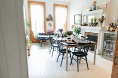 House Tour: An Organic Oasis in Long Island City | Apartment Therapy
