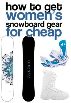 What I Think About the System Flite Snowboard Package for Women, What I Like About the Bindings and What I Don't Like About the Boots.