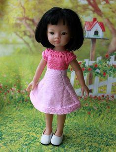 Платья для Паолочек без декора / Одежда для кукол / Шопик. Продать купить куклу / Бэйбики. Куклы фото. Одежда для кукол