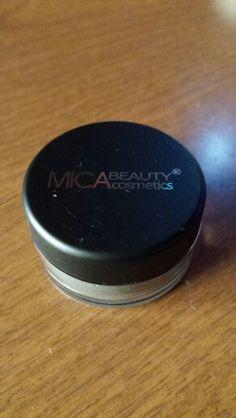 Mica Shimmer Powder Eyeshadow in Harliquin