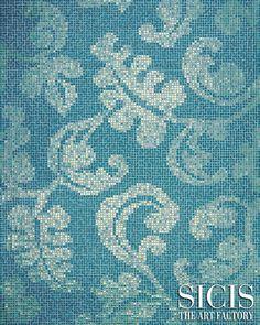 #SICIS #Mosaic #Art #Interiors