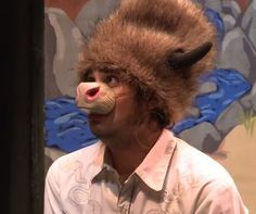 starkid: the trail to oregon I'm pretty sure this is the most adorable thing Joey richter has ever done