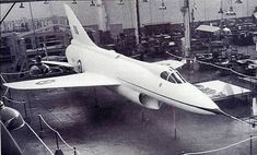 British - Hawker - Was a Design for a Supersonic Fighter - Work was Stopped in 1958 After the Infamous 1957 Defence White Paper - 1 Mockup Built Aviation Image, Aviation Art, Military Jets, Military Aircraft, Experimental Aircraft, F 16, Aircraft Design, Royal Air Force, Jet Plane