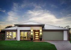 Coral Home Designs: Marcoola. Visit www.localbuilders.com.au/builders_nsw.htm to find your ideal home design in New South Wales