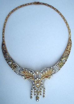 Lluis Masriera Part of the Museum collection  Smith & Bevill Jewelry