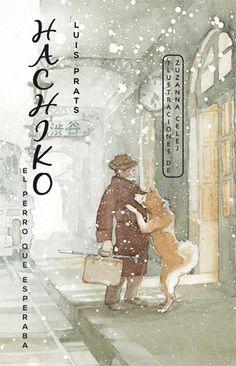 El profesor Ueno recoge un cachorro para su hija. Pronto, la relación entre el profesor y Hachiko, el perro, deviene especial. Cada mañana lo acompaña a la estación y, cada tarde, espera su regreso a las cinco y media. Cada día laborable. Cada mes. Cada año. Se ha forjado una relación basada en la amistad y la fidelidad. Y nada puede romperla...(De 6 a 9 años)