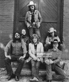 See The Allman Brothers Band pictures, photo shoots, and listen online to the latest music. Band Pictures, Band Photos, Dickey Betts, Allen Collins, Allman Brothers, Cowboys Shirt, Band Posters, Music Photo, Motown