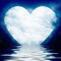 Sky moving through Heart