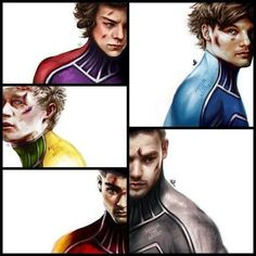 Legit when they became superheroes in This Is Us, I wanted to curl up and just cry.