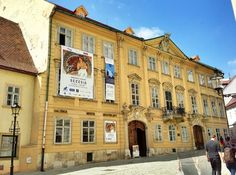 City Gallery of Bratislava: There are some very good pieces of medieval art here, also several rooms with multiple prints which were the fashion for a while - walls are almost completely covered with pictures that are arranged with no concession to subject or artist and the effect is striking. There are also temporary exhibits; we saw the retrospective of a local artist. Lots to see.