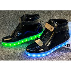 Discreet Sytat Luminous Led Shoes 2017 Emitting Casual Shoes Men Lovers Led Lighted Chaussure Unisex Usb Charging Glowing Led Shoes Men's Casual Shoes Shoes
