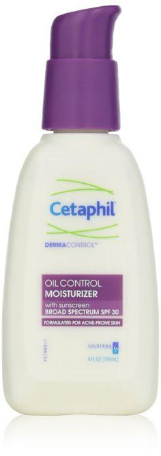 Cetaphil Dermacontrol Moisturizer