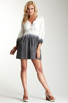 Ombre Tunic Dress