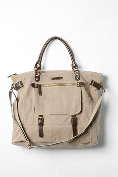 Overnight Bag / Large Carry-on : Purchased at UrbanOutfitters.com $39.99
