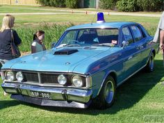 """""""Historic"""" Australian Police cars - Page 2 - Australian Ford Forums"""