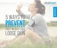 how to prevent loose skin