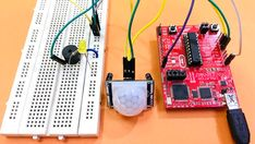 In this DIY project we build a Motion detection alarm by interfacing a PIR sensor with launchpad. Animal Movement, Motion Detector, Buzzer, Electronics Projects, Robotics, Drones, Arduino, Circuit