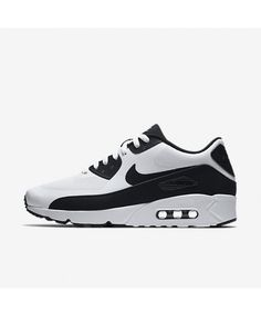 outlet store ca47a 11b81 Nike Air Max 90 Mens Ultra 2 Essential White Black Shoes Outlet Sale Uk,  Cheap