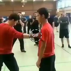 One of the most dangerous techniques in karate