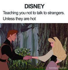 Super Funny Disney World Memes Ideas Humor Disney, Funny Disney Jokes, Disney Quotes, Hilarious, Disney Disney, Top Funny, Disney Stuff, Funny Disney Pictures, Disney Songs