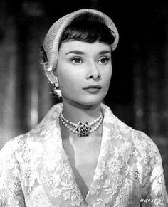 Audrey Hepburn, in Roman holiday. My favourite movie