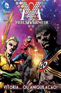 LIGA HQ - COMIC SHOP MULTIVERSO DC #9 PARA OS NOSSOS HERÓIS NÃO HÁ DISTÂNCIA!!!