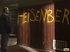 """Heinsenberg - """"Breaking Bad"""" (2008-2013)"""