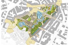 Martha Schwartz Partners - Projects - Masterplans - Edessa
