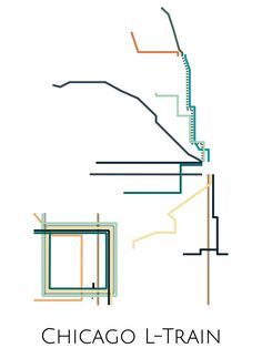 Copenhagen Metro Map 5x7 1200 Copenhagen