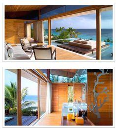 Coco Privé Kuda Hithi Island - Maldives #travel