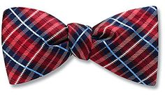here is one of the bow ties that Derek liked--I'll pin a few more of the ones he pinned as well.