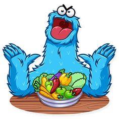 Cute Doodle Art, Cute Doodles, Telegram Stickers, Emoji, Smurfs, Packing, Cool Stuff, Comics, Cookie Monster